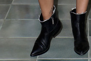 Chanel Iman Ankle Boots