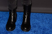 Winona Ryder Motorcycle Boots
