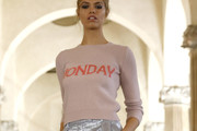 Hailey Clauson Crewneck Sweater