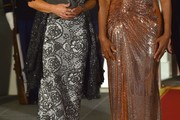 Michelle Obama Evening Dress