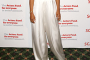 Kerry Washington Wide Leg Pants