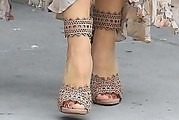 Sofia Vergara Evening Sandals
