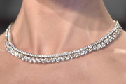 Kate Bosworth Diamond Collar Necklace