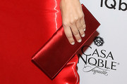 Camilla Belle Satin Clutch