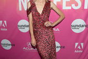 Jaime King Cocktail Dress