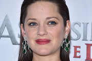 Marion Cotillard Long Straight Cut
