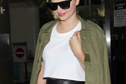 Miranda Kerr Crop Top