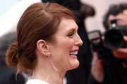 Julianne Moore Loose Bun