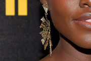 Lupita Nyong'o Geommetric Earrings