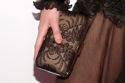 Ireland Baldwin Printed Clutch