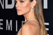 Maria Menounos Long Straight Cut