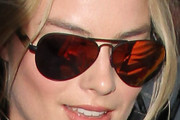 Margot Robbie Aviator Sunglasses