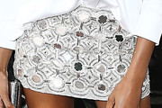 Jourdan Dunn Mini Skirt