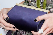 Georgina Chapman Satin Clutch