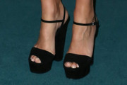 Gwyneth Paltrow Platform Sandals