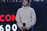 Selena Gomez Turtleneck