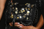 Paris Hilton Studded Shoulder Bag