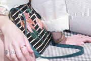 Whitney Port Printed Shoulder Bag
