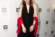 Lena Dunham Halter Dress