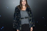 Julia Restoin-Roitfeld Fur Coat