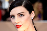 Jessica Pare Long Braided Hairstyle