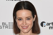 Claire Foy Short Straight Cut