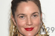 Drew Barrymore Ponytail