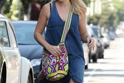 Busy Philipps Fabric Bag