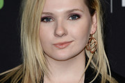 Abigail Breslin Medium Layered Cut