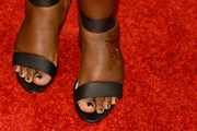Gabourey Sidibe Evening Sandals