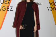 Sofia Coppola Tweed Coat
