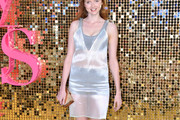 Lily Cole Sheer Dress