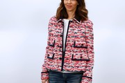 Sofia Coppola Tweed Jacket