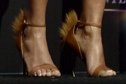Jada Pinkett Smith Evening Sandals