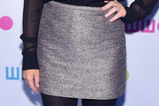 Amy Poehler Mini Skirt