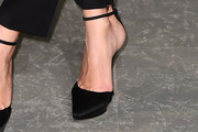 Penelope Cruz Platform Pumps
