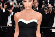 Victoria Beckham Tube Top