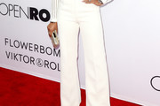 Melanie Brown Wide Leg Pants