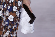 Kendall Jenner Leather Clutch