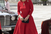 Princess Eugenie Cutout Dress