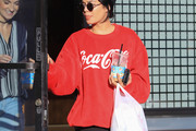 Vanessa Hudgens Crewneck Sweater