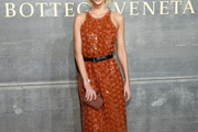Poppy Delevingne Sequin Dress