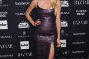 Lindsay Ellingson Form-Fitting Dress