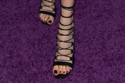 Louise Roe Lace-Up Heels