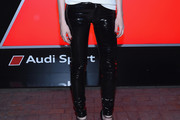 Diane Kruger Leather Pants