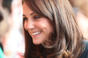 Kate Middleton Mid-Length Bob