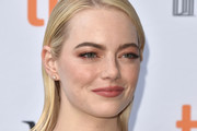 Emma Stone Medium Straight Cut