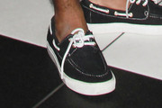 Omarion Boat Shoes