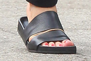 Julianne Hough Slide Sandals