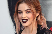 Lucy Hale Long Wavy Cut